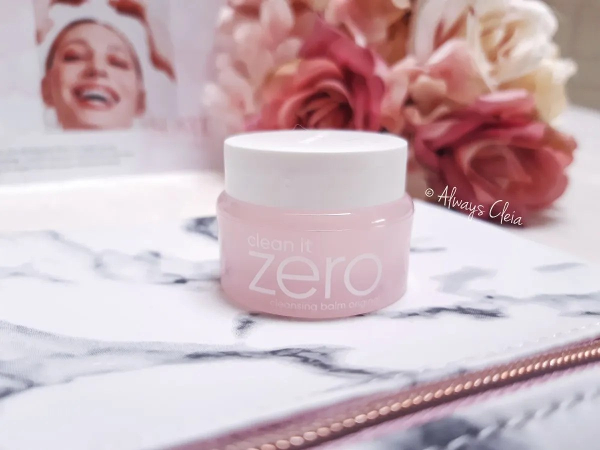 Banila Co Clean It Zero Cleansing Balm Ipsy