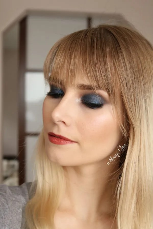 Love In London Makeup Look