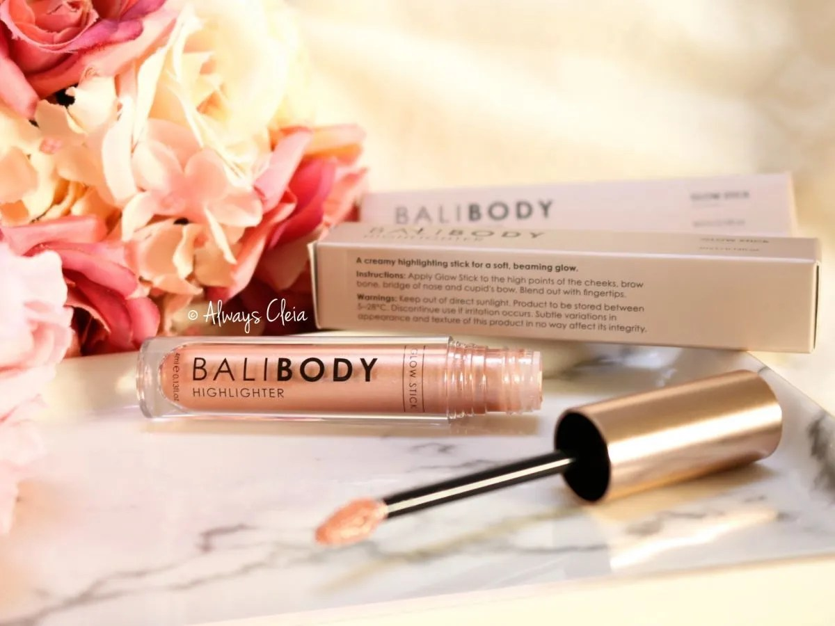 Bali Body Highlighter Stick - Rose Gold