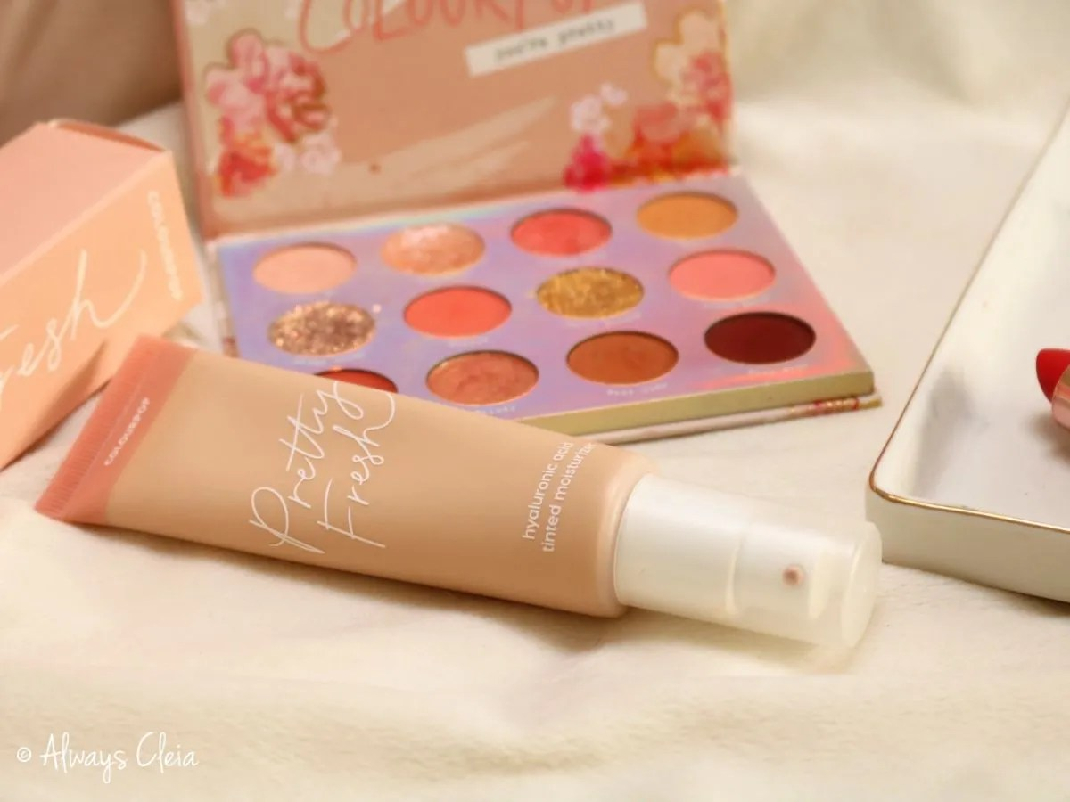 ColourPop Hyauronic Tinted Moisturizer Review