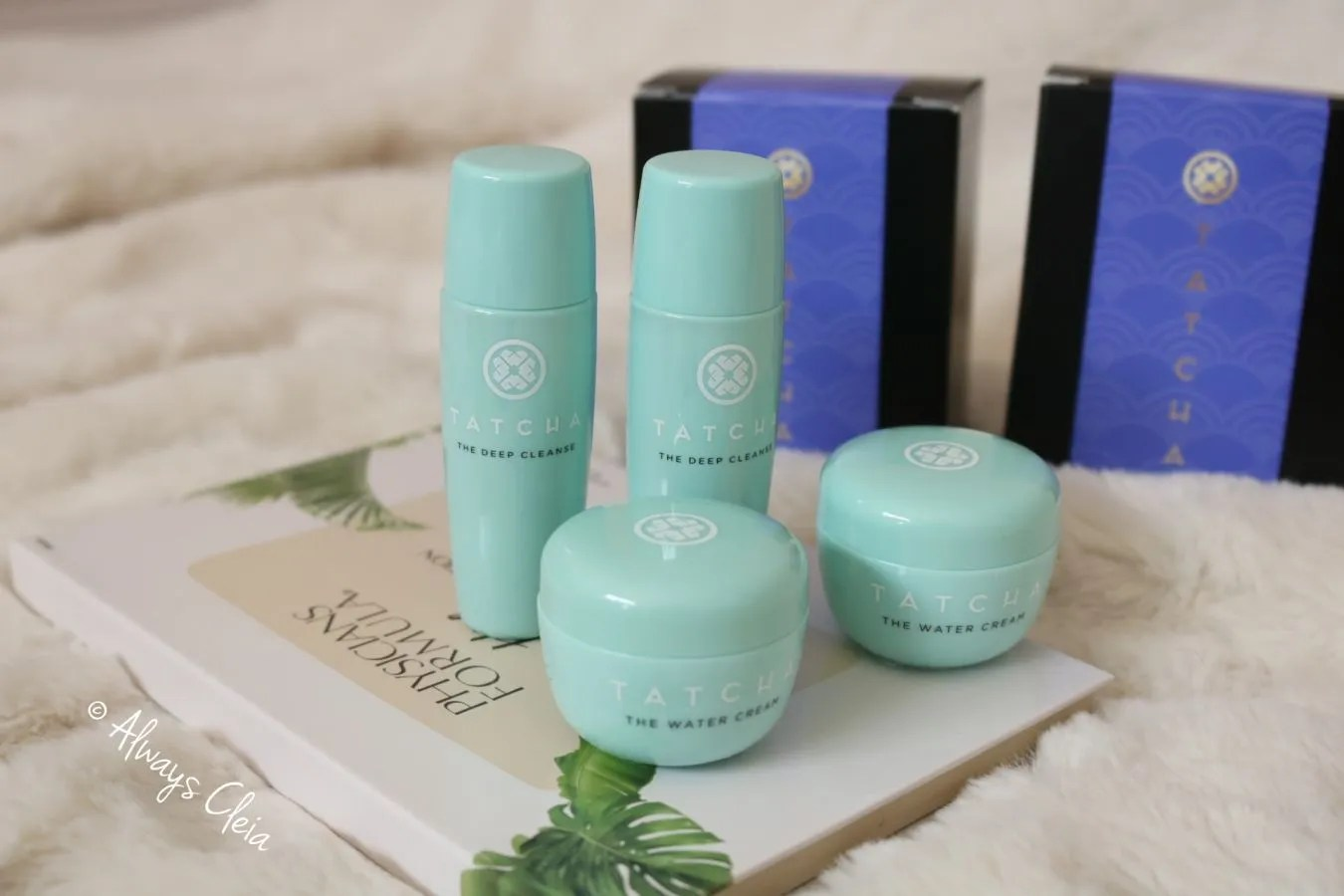 Tatcha Routine Refresher