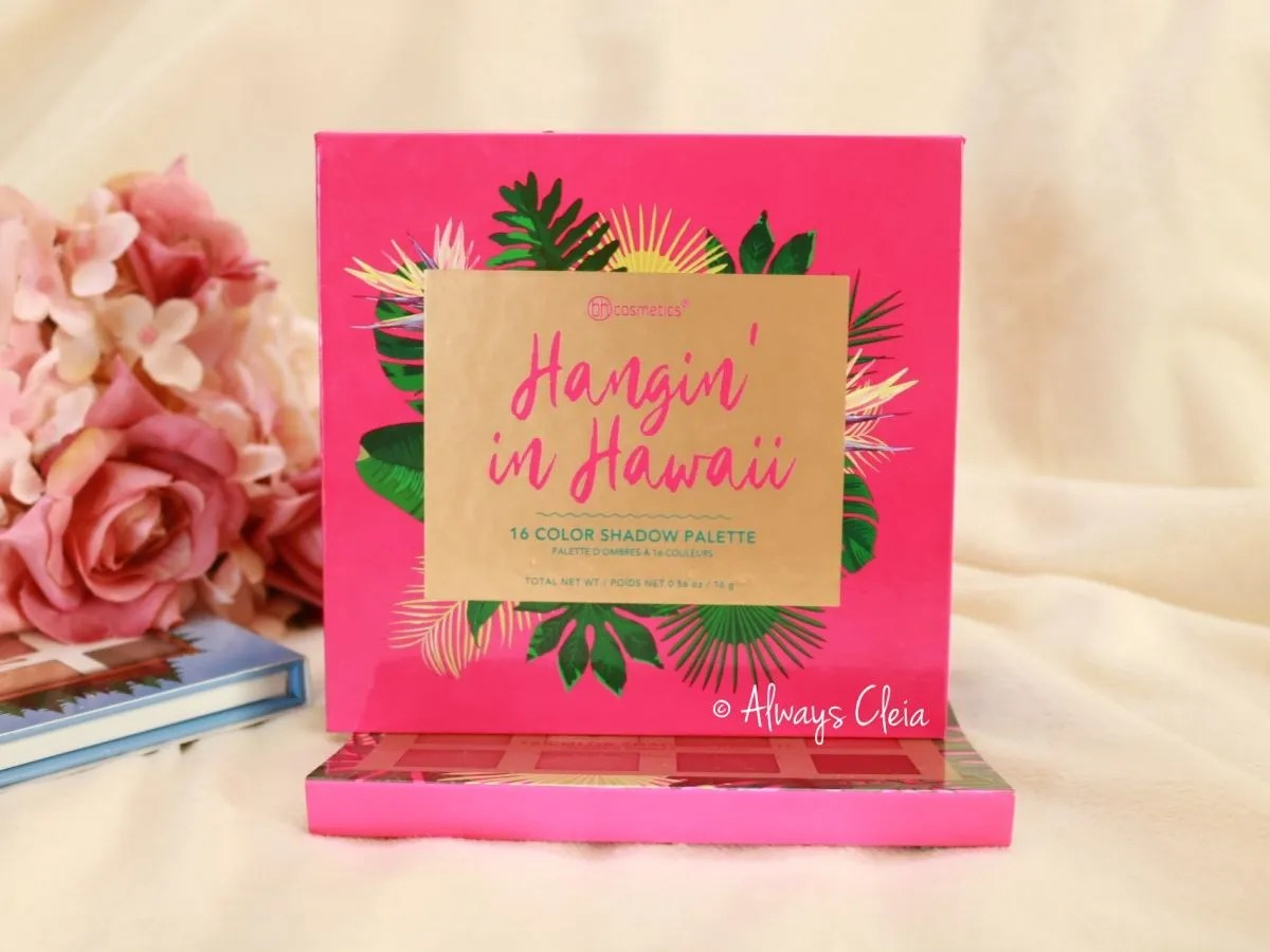 Hanging in Hawaii Palette Review