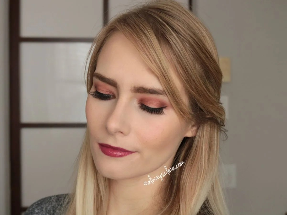 Rosette Ray Makeup Look
