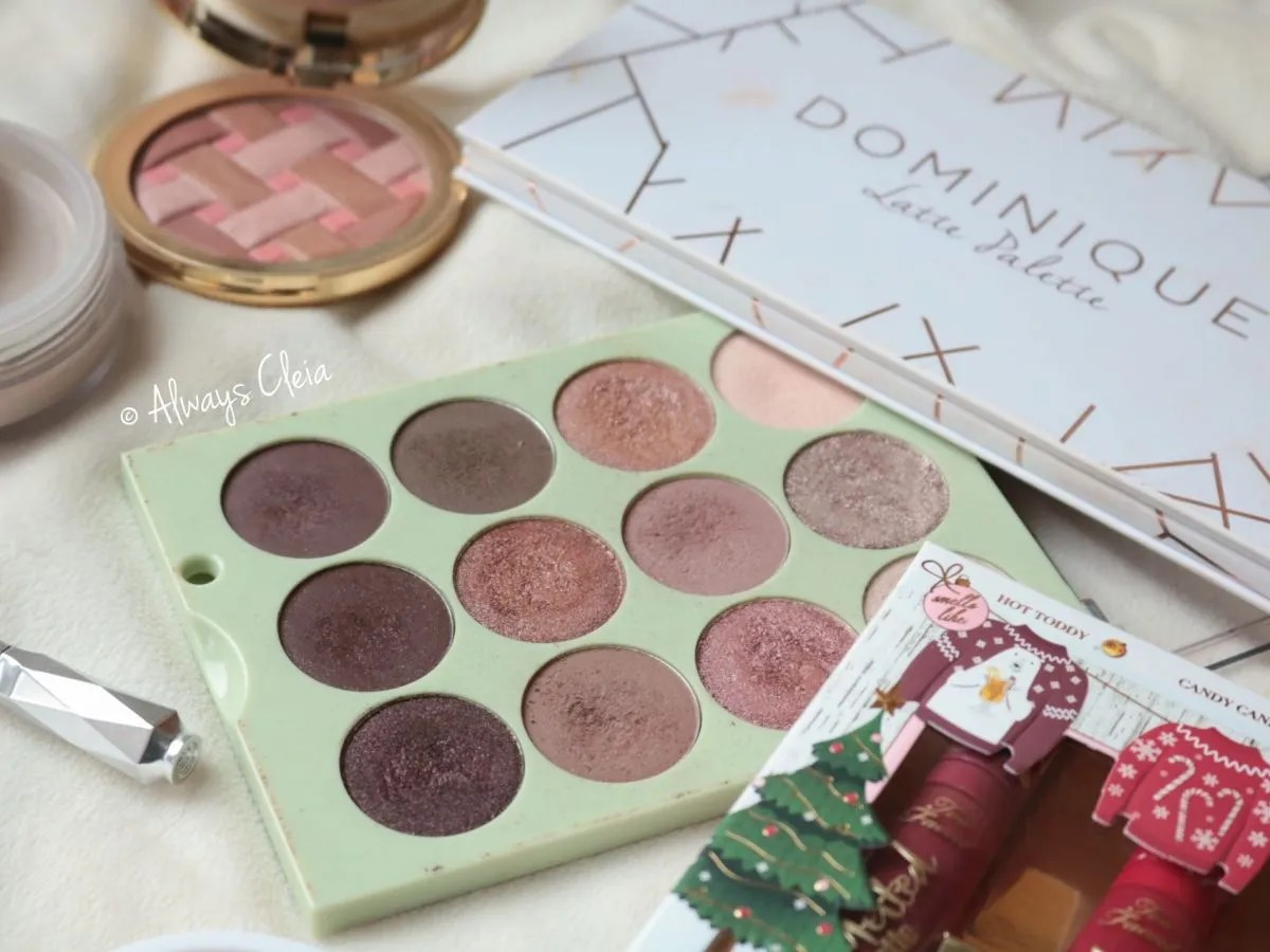 Pixi Beauty Natural Beauty Eye Effects Palette