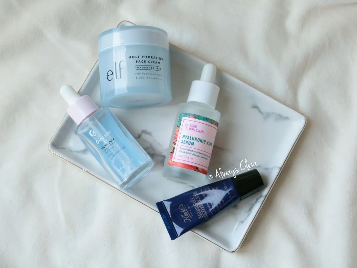 Skincare for Dewy Skin