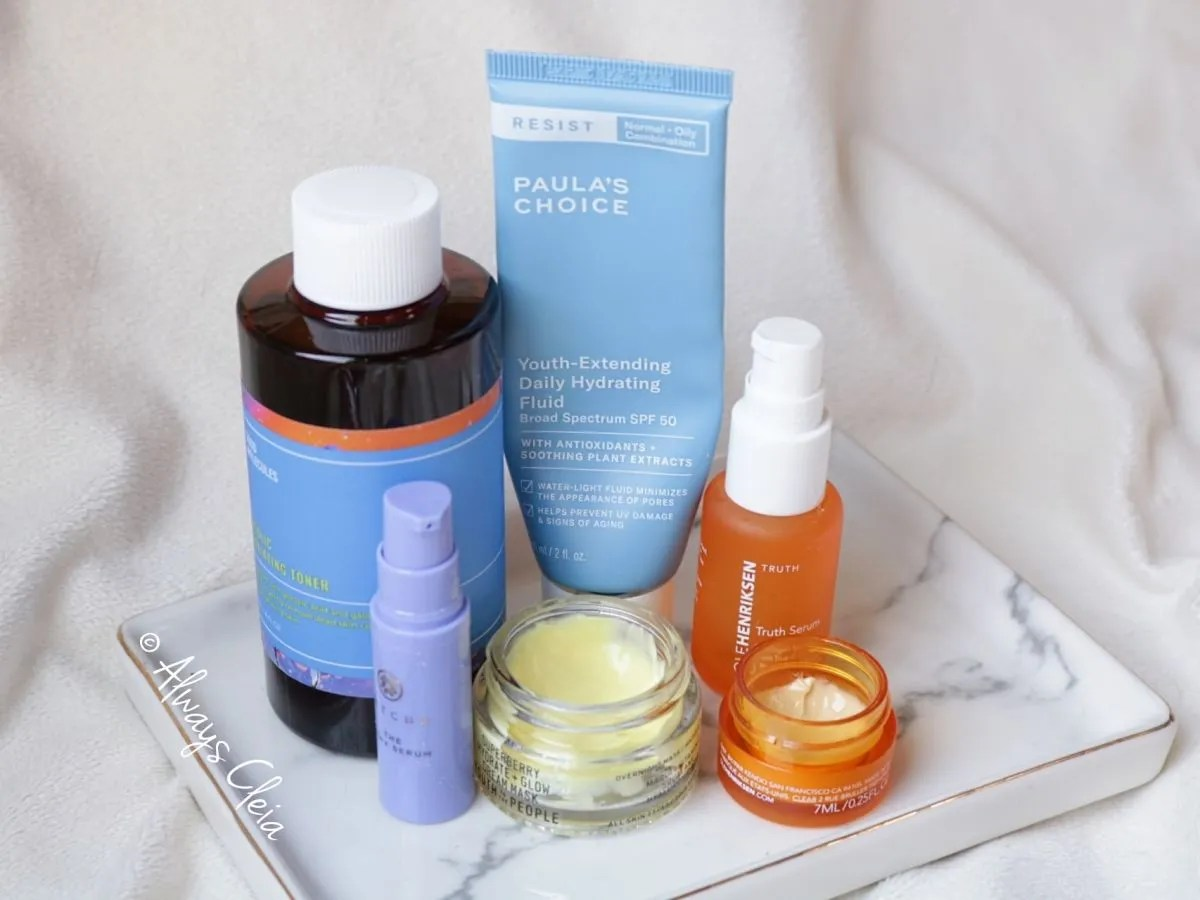 Skincare Products for Summer