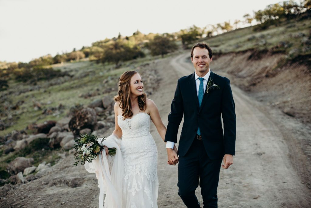 Alison and Andrew DeRiemer Sutter California