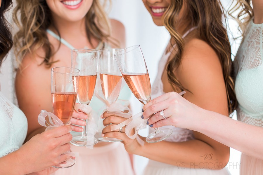 Dresses & Drinks with your Bridesmaids