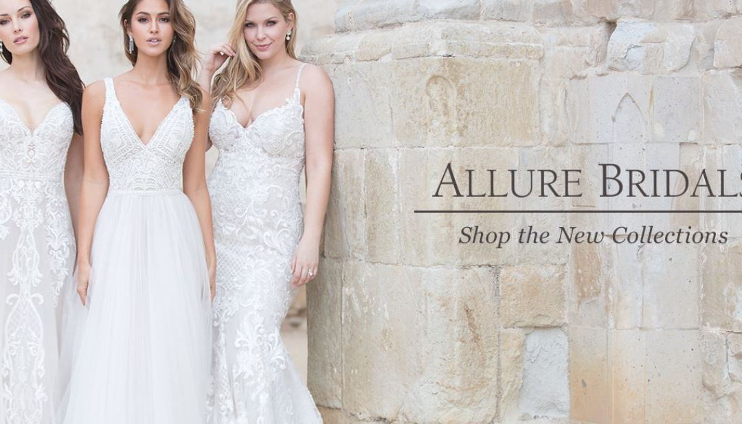 Best Of Allure Bridals Event August 31st-September 1st