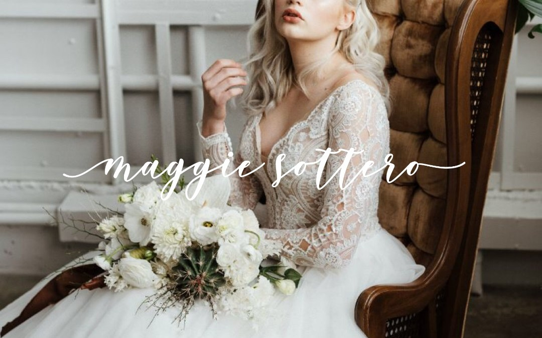 10 Lace Wedding Dresses Under $1,500 by Maggie Sottero
