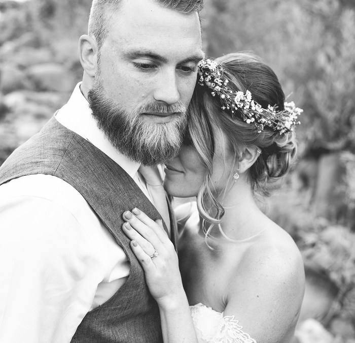 A|E Bride Jessie and Travis McCarthy | Chico, CA