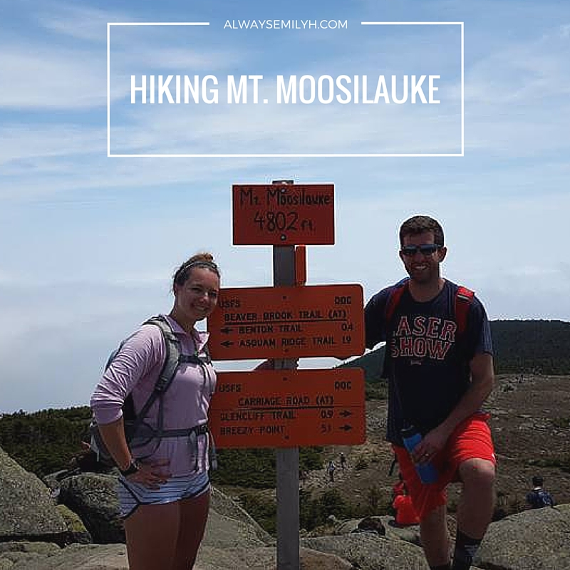 Hiking Mt. Moosilauke