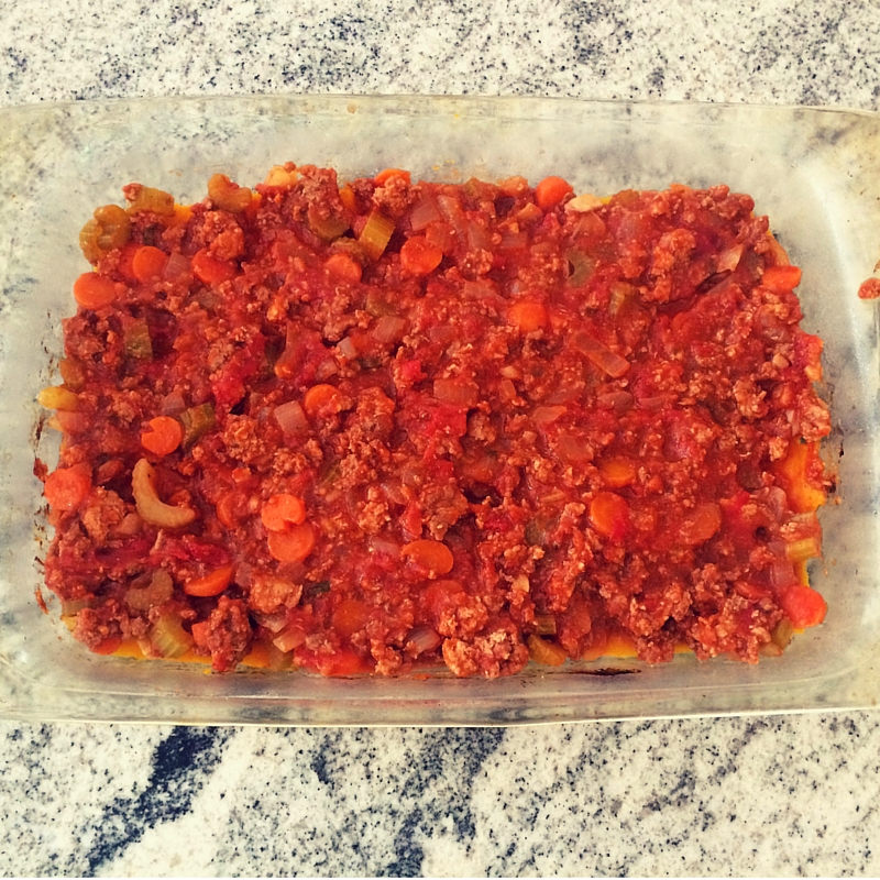 bolognese layer