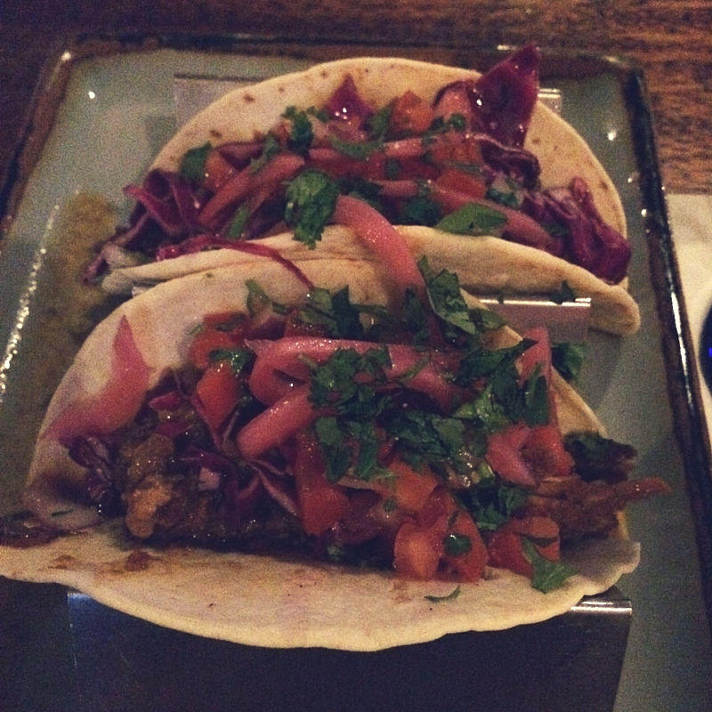 taco tuesday beef and pork