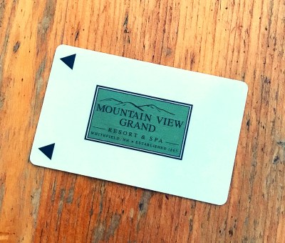Mountain Grand View Resort card