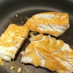 Exotic Pan-Seared Cod