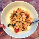 Shrimp and Fresh Gnocchi blue apron