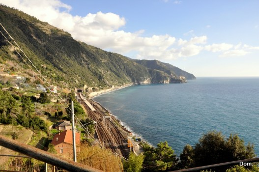 Corniglia view