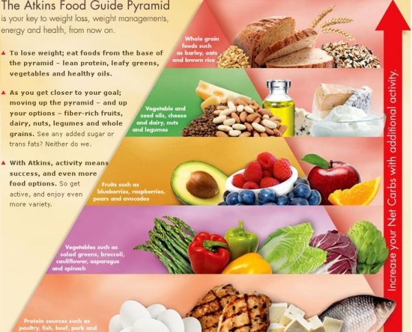 All you need to know about Atkins Dietary plans - Always ...