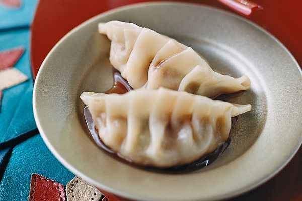 Dumplings in Your Choice of Sauce