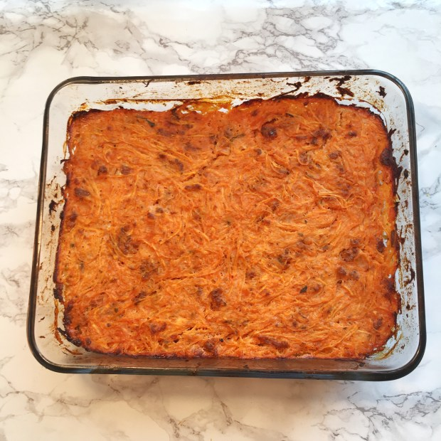 Spaghetti Squash Pizza Bake Final