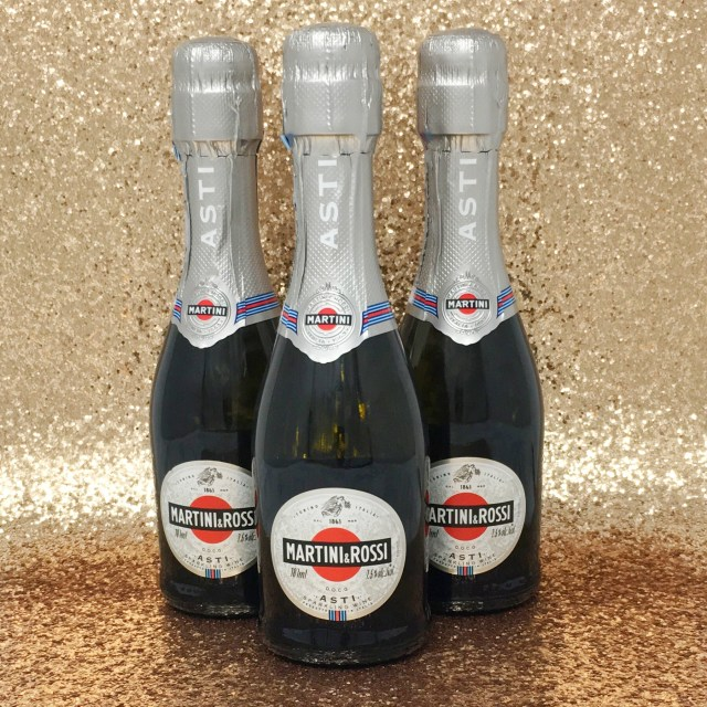Mini Champagne Bottles 02