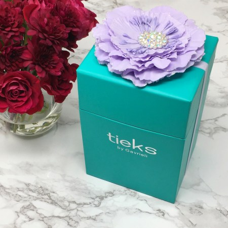 Tieks Shoes in a box