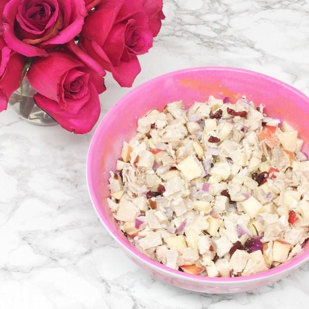 Rotisserie Chicken Salad 03