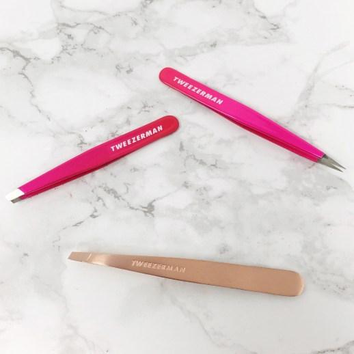 Beauty Tool Must Haves Tweezerman Tweezers