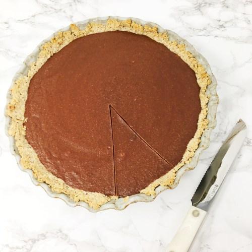 Chocolate Hazelnut Torte 05