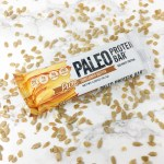 Paleo Protein Bar - No Dairy or Pea Protein