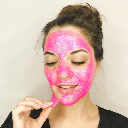 GlamGlow My Little Pony Mask 05