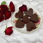 Vegan Dessert – Chocolate Raspberry Cups