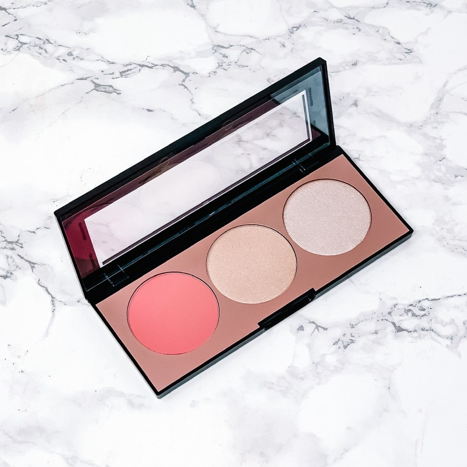 Collection Trio Face Palette Review Gleam
