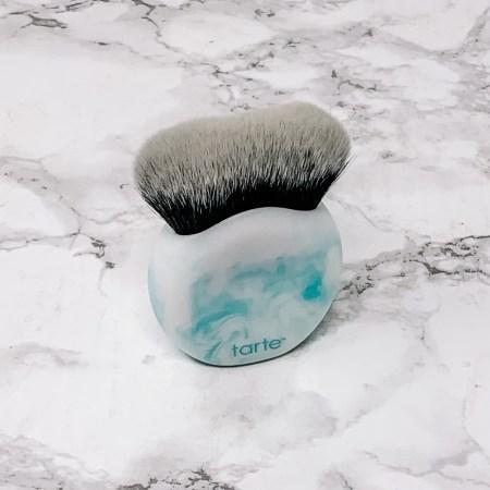 Tarte SEA Breezy Blender Cream Bronzer Brush Review