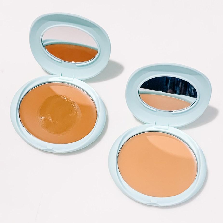 Tarte SEA Breezy Cream Bronzer Review - Seychelles and Grace Bay