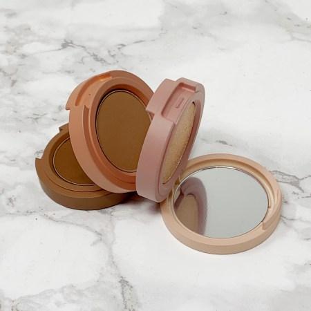 Kaja Beauty Eyeshadow Trio Chocolate Dahlia Review