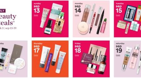 Ulta 21 Days of Beauty 2020 Sale Week 3