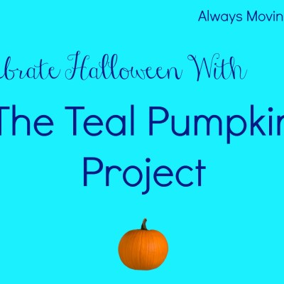 Celebrate Halloween with the Teal Pumpkin Project