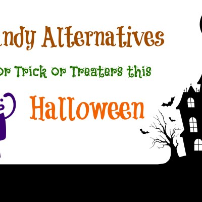 Candy Alternatives for Trick or Treaters This Halloween