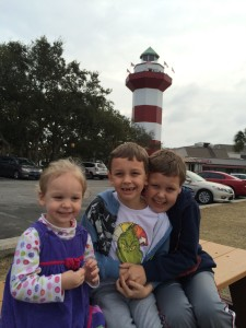 A Lowcountry Christmas -- Looking for something fun to celebrate Christmas at the beach? We've got some ideas for you | www.alwaysmovingmommy.com