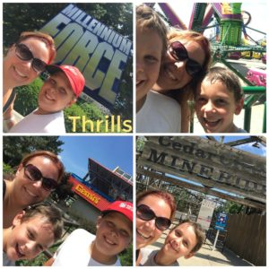 Spending a Family Day at the Roller Coaster Captial of the World -- Enjoying a day at Cedar Point | www.alwaysmovingmommy.com
