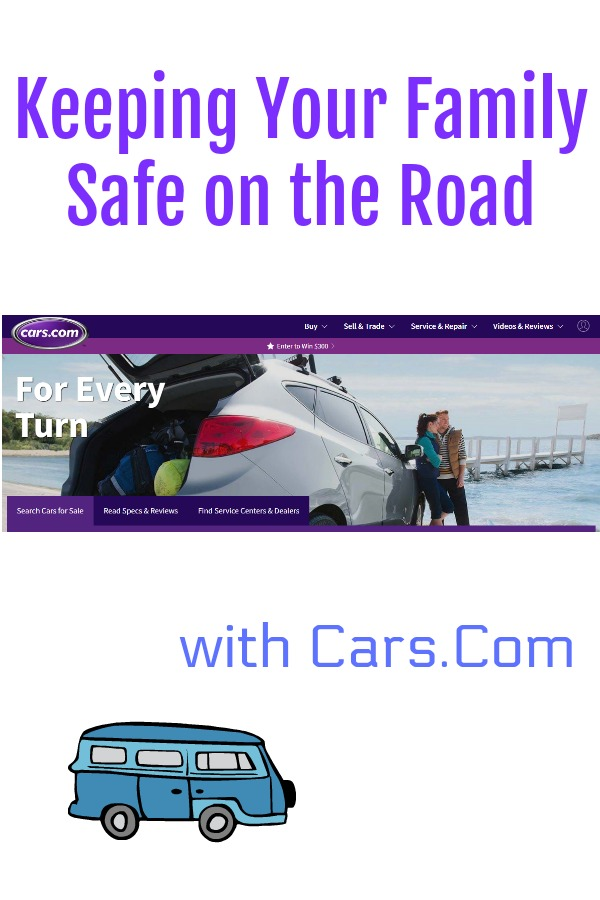 Keeping Your Family Safe on the Road | www.alwaysmovingmommy.com |
