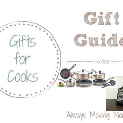 Gift Guide: Gift Ideas for Cooks