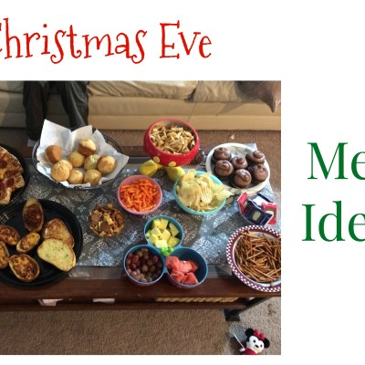 Christmas Eve Meal Ideas