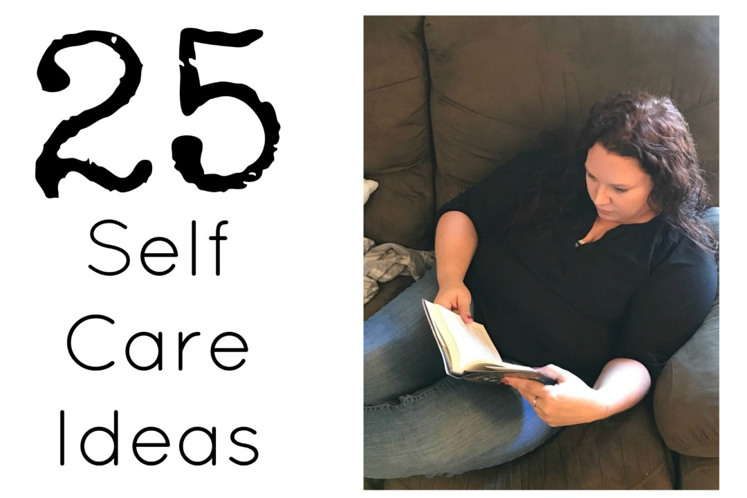 25 Self Care Ideas | AlwaysMovingMommy.com | Taking care of you is so important! Taking care of you will allow you to take care of others. Use these self care ideas to help you do that. #selfcare #takecareofyou #momtime