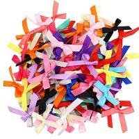 Mini Satin Ribbon Bows