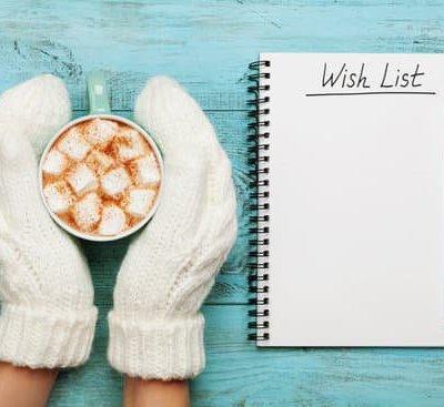 Free Christmas Wish List Printable