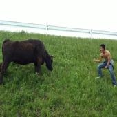 武井壮 VS 牛