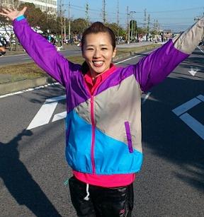にしおかすみこ マラソン